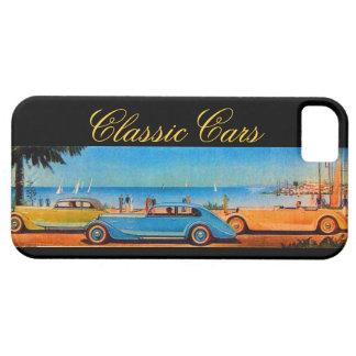 VINTAGE CARS iPhone 5 CASE