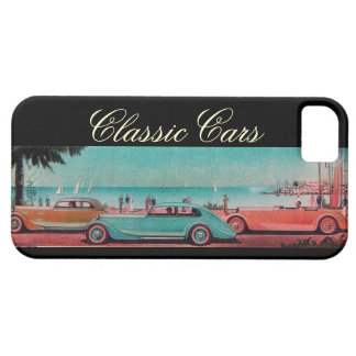 VINTAGE CARS iPhone 5 CASES