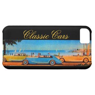 VINTAGE CARS iPhone 5C CASE