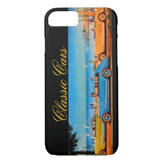 VINTAGE CARS iPhone 7 CASE