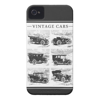 Vintage cars iPhone case