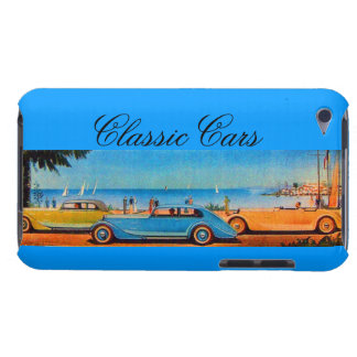 VINTAGE CARS iPod TOUCH COVERS