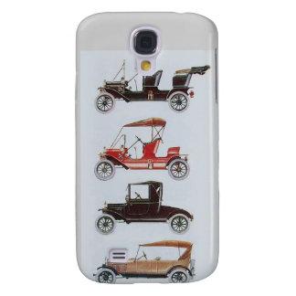 VINTAGE CARS  MONOGRAM GALAXY S4 CASE