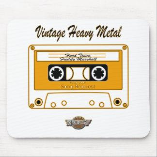 vintage cassette mouse pad