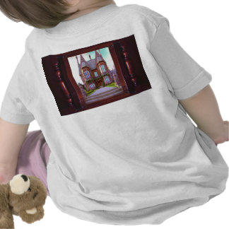 Vintage Castle in its glory awesome architecture T Shirts