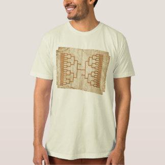 Vintage Caveman Bracketology T-Shirt