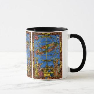 Vintage Celestial, Astronomer Claudius Ptolemy Mug