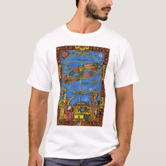 Vintage Celestial, Astronomer Claudius Ptolemy T-Shirt
