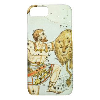 Vintage Celestial Astronomy, Orion Constellation iPhone 7 Case