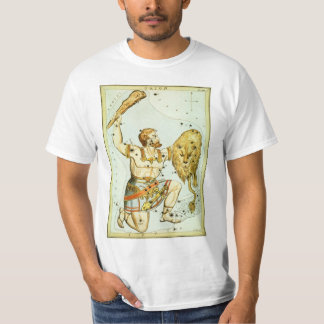 Vintage Celestial Astronomy, Orion Constellation T-Shirt