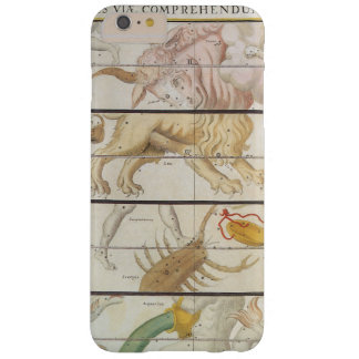 Vintage Celestial Map, Astronomy by John Seller Barely There iPhone 6 Plus Case