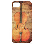 Vintage Cello iPhone 5 Covers