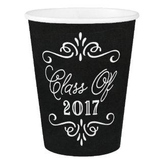 Vintage Chalkboard | Graduation Paper Cup