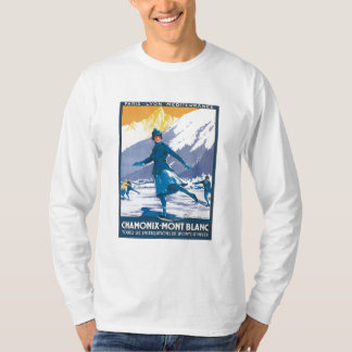 Chamonix Mont Blanc Clothing Apparel