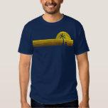 Vintage Chamorro Islands sunset Tshirts