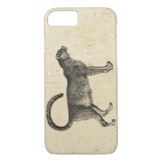Vintage Cheetah iPhone 7 Case