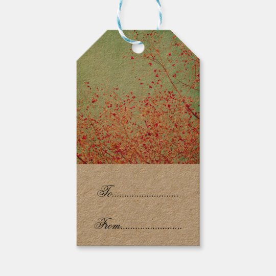 Vintage,cherry blossom,rustic,grunge,trendy,girly, gift tags