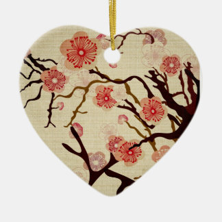 Vintage cherry tree Ornament