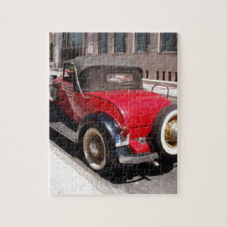 Vintage Chevrolet Jigsaw Puzzle