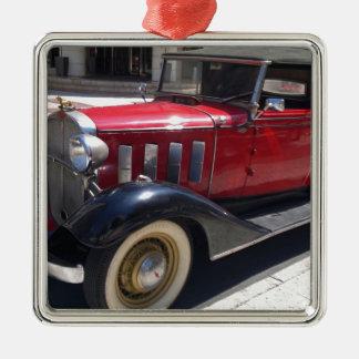 Vintage Chevrolet.jpg Christmas Ornament