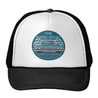 Vintage Chevy Trucker Hat