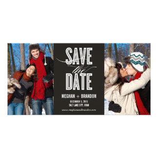 Vintage Chic Save The Date Photo Cards Photo Cards