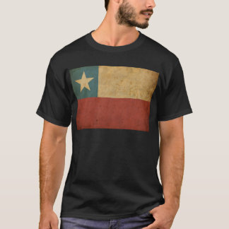 Vintage Chile Flag T-Shirt