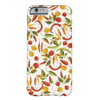 Vintage Chilies Barely There iPhone 6 Case