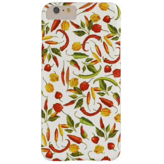 Vintage Chilies Barely There iPhone 6 Plus Case