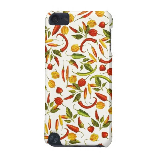 Vintage Chilies iPod Touch (5th Generation) Cases