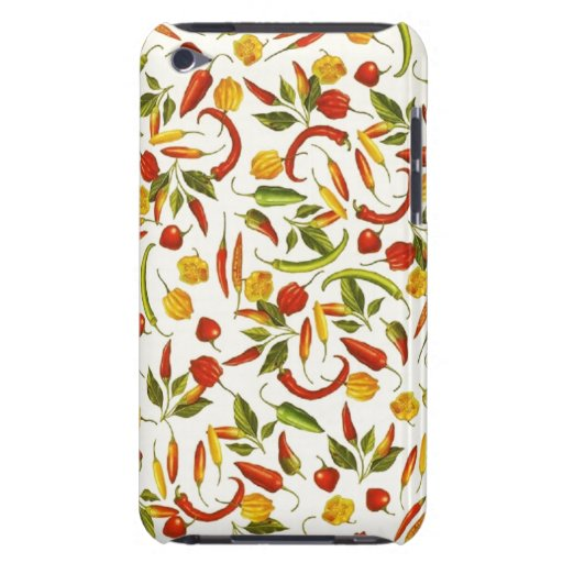 Vintage Chilies iPod Touch Covers