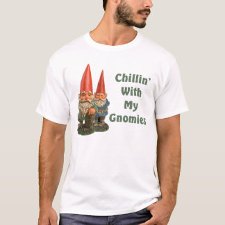 Vintage Chillin' With My Gnomies T-Shirt