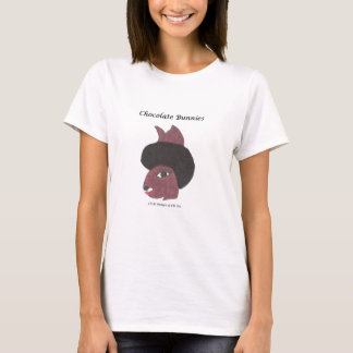 Vintage Choc Bunnies Afro Bunnie T-Shirt