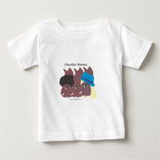 Vintage Choc Bunnies Three Bunnies CP T-shirt