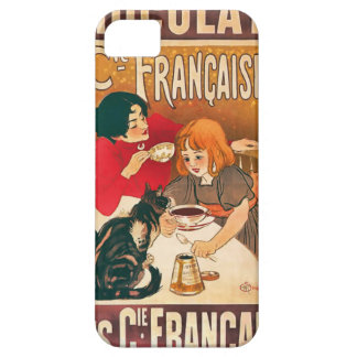 Vintage Chocolate Advertisement iPhone 5 Covers