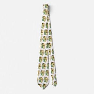 Vintage Christmas, Angelic Victorian Angels Tie