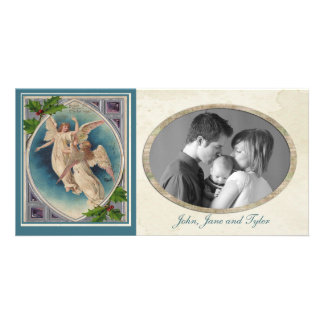 Vintage Christmas Angels Photo Cards
