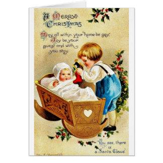Vintage Christmas Greeting Cards