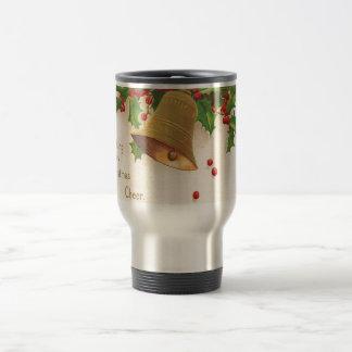Vintage Christmas Cheer Mugs