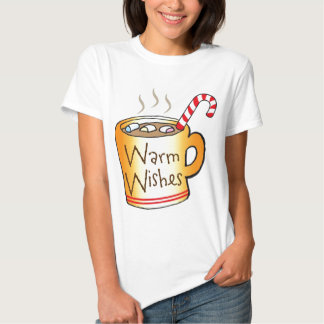 Vintage Christmas Cocoa Coffee Mug Tshirt