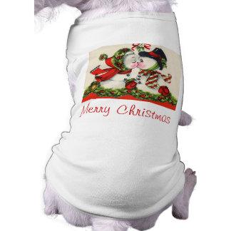 Vintage Christmas Kiss Shirt