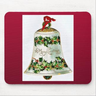 Vintage Christmas Mouse Pad
