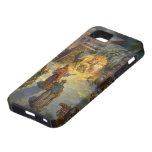 Vintage Christmas Nativity iPhone 5 Case