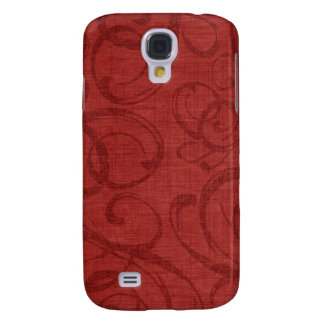 Vintage Christmas Red Case iPhone 3G/3GS Galaxy S4 Case