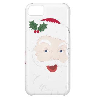 Vintage Christmas Santa iPhone 5C Covers
