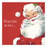 Vintage Christmas, Santa Claus