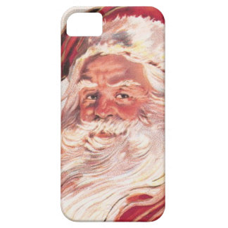 Vintage Christmas Santa Claus Case For The iPhone 5