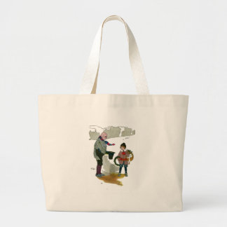 Vintage Christmas The Real Mother Goose Bags