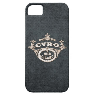 Vintage Cigar Advertising Label iPhone 5 Covers