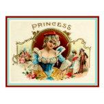 Vintage Cigar Box Label Post Cards
